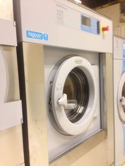 Machines at HOTP for laundry service